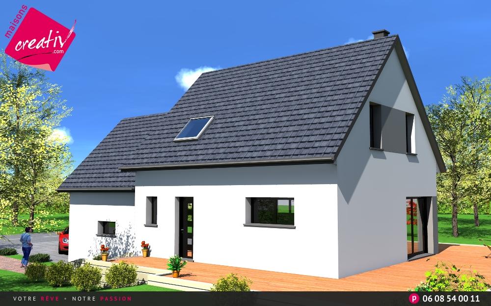Prix maison alsace devis maison individuelle marion for Prix construction maison alsace