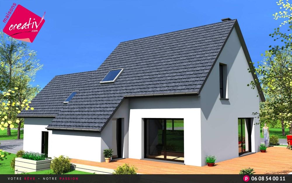 Prix maison alsace devis maison individuelle carolina for Prix construction maison alsace