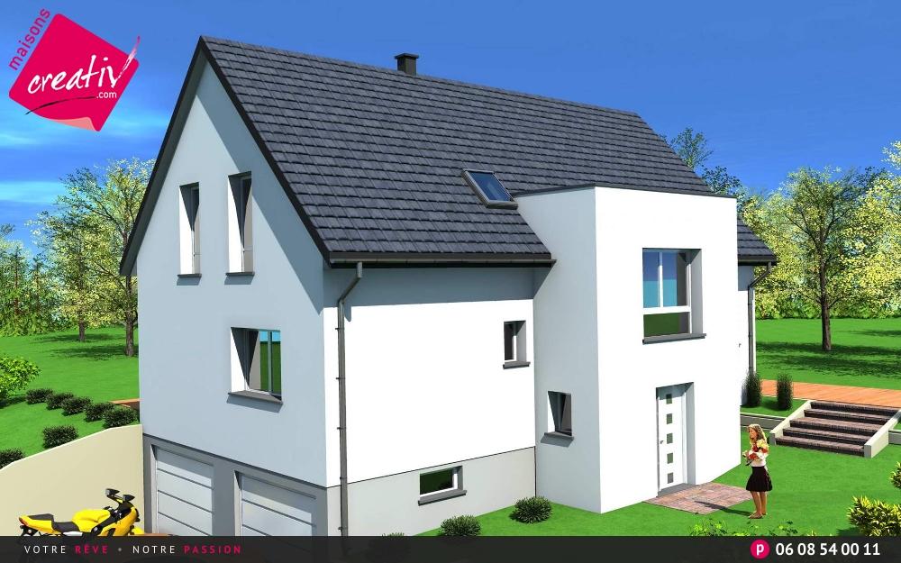 Prix maison avec sous sol for Prix construction garage sous sol