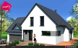 Prix maison alsace devis maison individuelle maisons for Devis maison individuelle