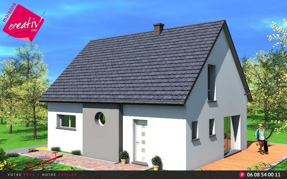 Prix maison alsace devis maison individuelle monia for Prix construction maison alsace