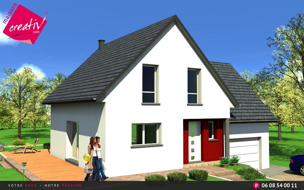 Prix maison alsace devis maison individuelle vanessa for Prix construction maison alsace