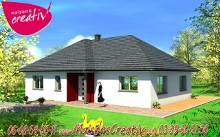 R parations la maison construction maison neuve plain pied for Conseils construction maison