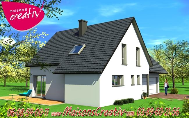 Prix maison alsace devis maison individuelle olga for Prix construction maison alsace