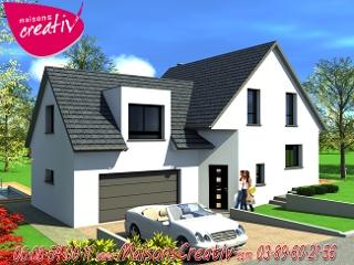 Constructeur de maisons individuelles maisons alsace for Constructeur de maison en alsace