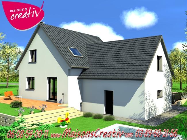 Prix maison alsace devis maison individuelle lisa for Prix construction maison alsace