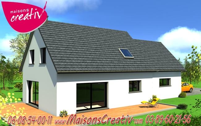 Prix maison alsace devis maison individuelle claire for Prix construction maison alsace