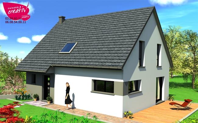 Prix maison alsace devis maison individuelle julie for Prix construction maison alsace