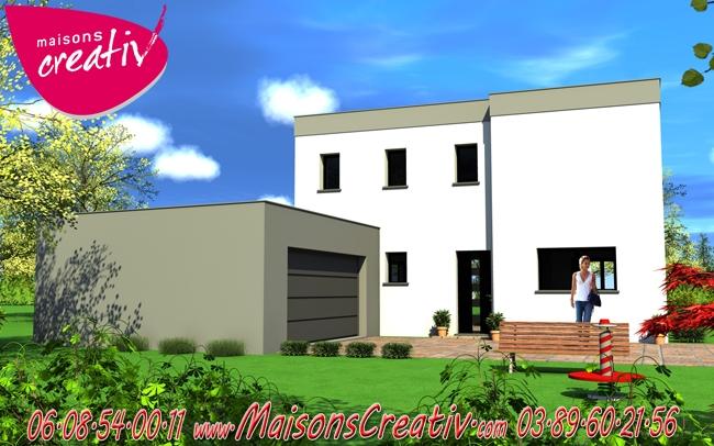 Maison Toit Plat Prix Maison Toit Plat Container With