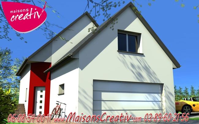 Prix maison alsace devis maison individuelle floriane for Prix construction maison alsace