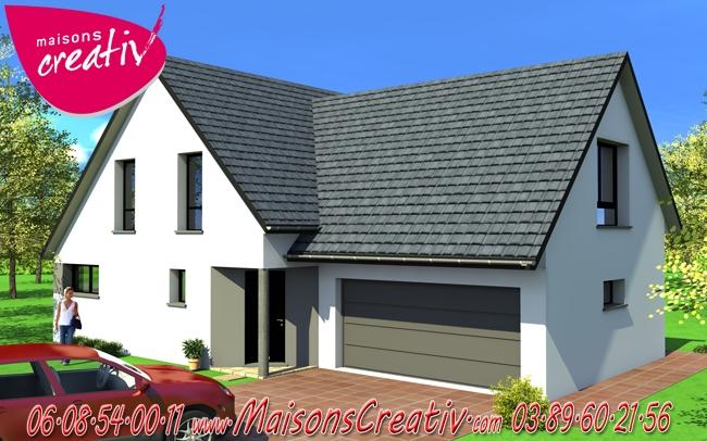 Prix maison alsace devis maison individuelle elisa for Prix construction maison alsace