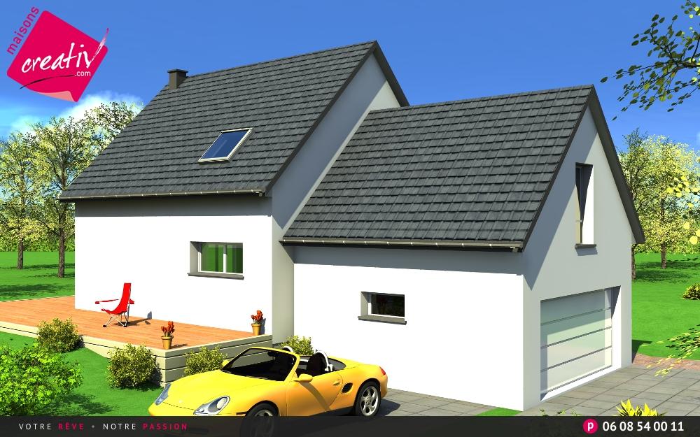 Prix maison alsace devis maison individuelle sandrine for Prix maison neuf