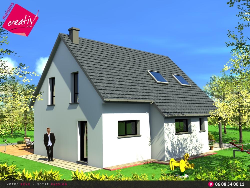 Prix maison alsace devis maison individuelle celeste for Maison individuelle prix