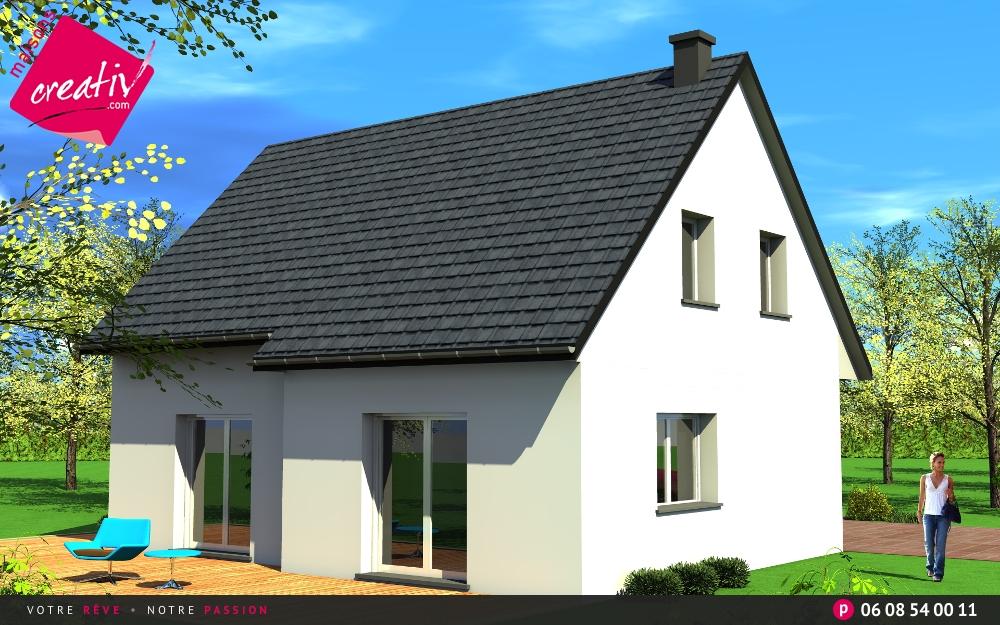 maison stephanie stunning maison stephanie with maison stephanie perspective stephanie with. Black Bedroom Furniture Sets. Home Design Ideas