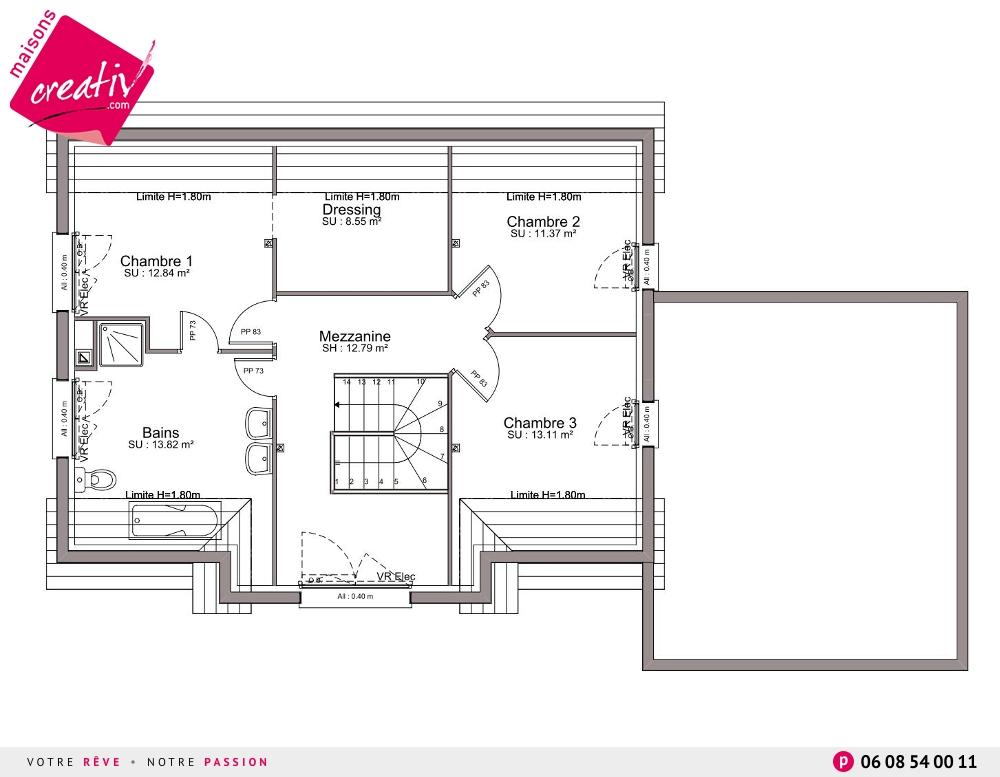 Prix maison alsace devis maison individuelle louisiane for Prix plan maison