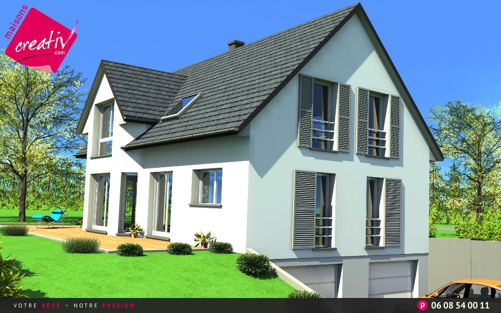 Prix maison alsace devis maison individuelle aurore for Prix construction maison alsace
