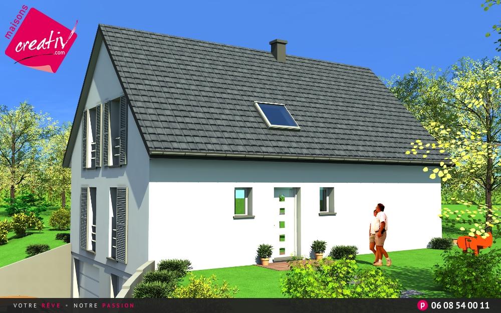 Prix maison alsace devis maison individuelle aurore for Maison individuelle prix