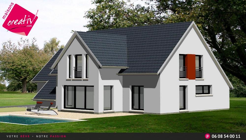 Nos Maisons Avec Garage Attenant De Plus De 140m En Alsace Jade