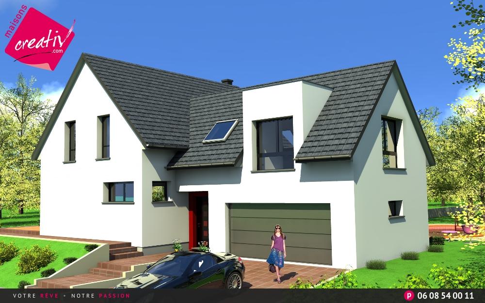 Prix maison alsace devis maison individuelle lise for Prix construction maison alsace