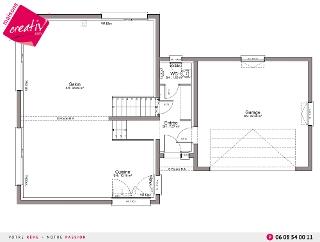 Architecture et perspectives lise for Plan maison haut de gamme