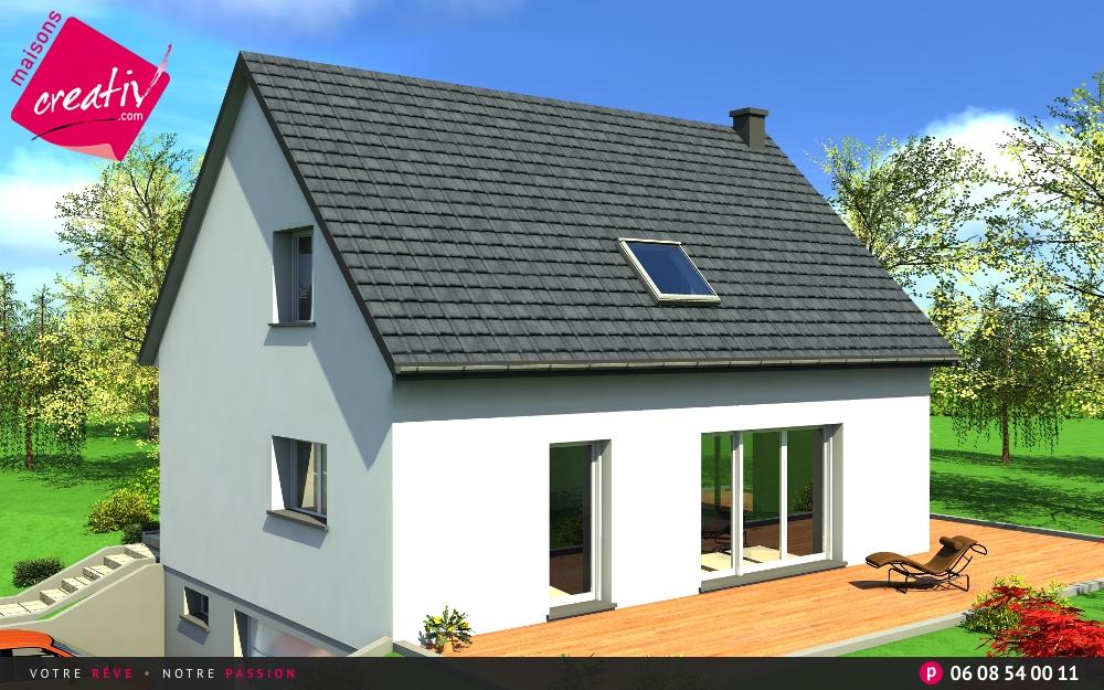 Prix maison alsace devis maison individuelle edith for Prix construction maison alsace