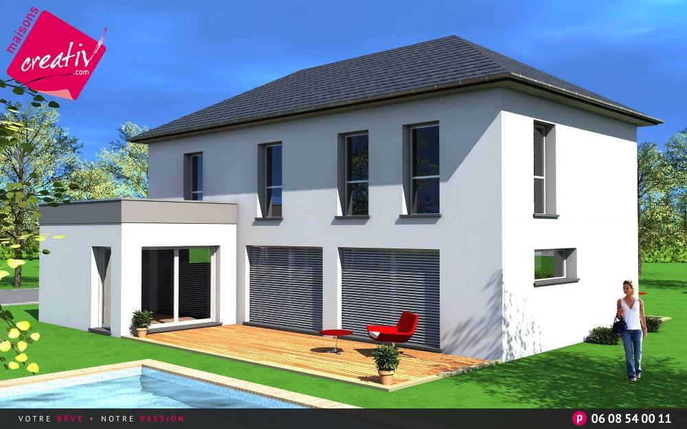 Prix maison alsace devis maison individuelle lena for Maison individuelle prix